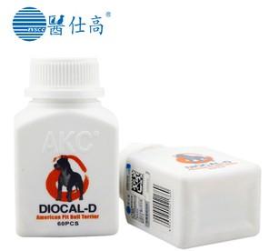 狗钙片批发 AKC大骨牛奶丸6