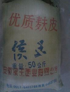 安徽灵璧产麸皮 老厂生产 质量可